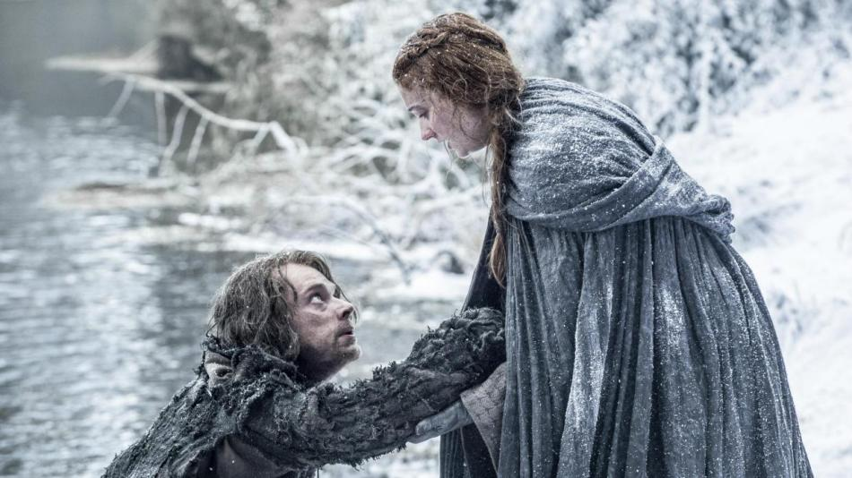 Ep 1 - Theon and Sansa