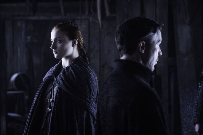 Ep 5 - Sansa Littlefinger