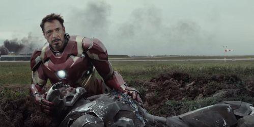 Iron Man Patriot