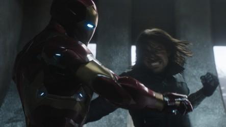 Iron Man v Winter Soldier